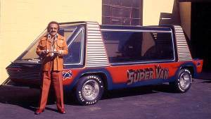 Vandora the amazing SUPERVAN!