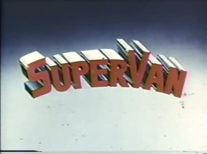 Never fear, it's SUPERVAN!!