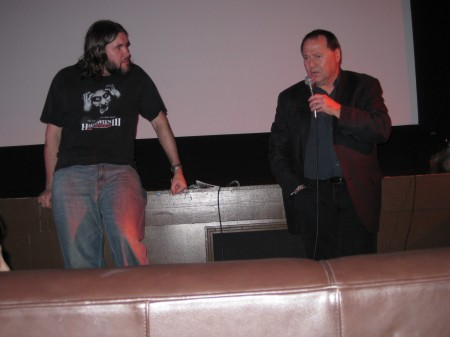 Brian Collins interviews MY BLOODY VALENTINE director, GEORGE MIHALKA.